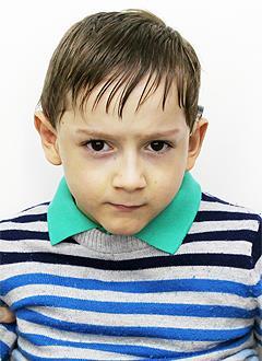 Мухаммет Челябиев, 7 лет, детский церебральный паралич, требуется лечение. 199620 руб.