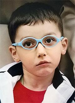 Влад Бибаев, 5 лет, детский церебральный паралич, требуется лечение. 199620 руб.