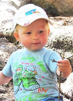 Рома Рахимов, 4 года, органическое поражение центральной нервной системы, требуется курсовое лечение. 199200 руб.