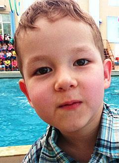 Никита Тюрнев, 6 лет, сахарный диабет 1 типа, требуются расходные материалы к инсулиновой помпе. 136157 руб.