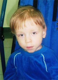 Никита Захаров, 4 года, детский церебральный паралич, требуется лечение. 199620 руб.