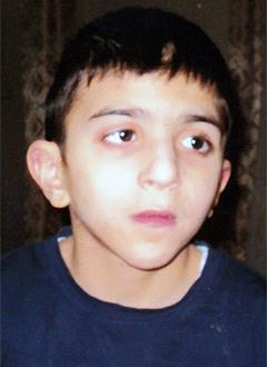 Карлен Анжелянц, 9 лет, органическое поражение центральной нервной системы, врожденный порок развития головного мозга, требуется курсовое лечение. 199200 руб.
