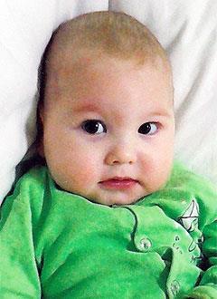 Тагир Муфтиев, 2 года, эпилепсия, задержка психомоторного и речевого развития, требуется лечение. 199620 руб.