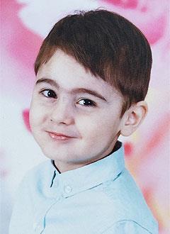 Артур Мирзалиев, 4 года, доброкачественная опухоль головного мозга – гамартома гипоталамуса, требуется обследование в госпитале Западного Чуо (Ниигата, Япония). 698343 руб.