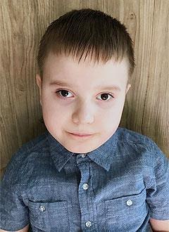 Никита Жилямединов, 8 лет, детский церебральный паралич, требуется лечение. 199430 руб.