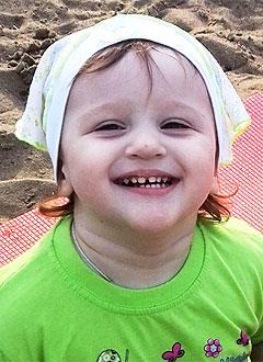 Варя Хрулёва, 5 лет, детский церебральный паралич, требуется лечение. 199430 руб.