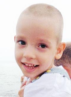 Святослав Труфанов, 6 лет, детский церебральный паралич, требуется лечение. 199430 руб.