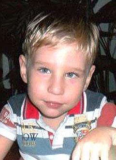 Влад Карпов, 6 лет, детский церебральный паралич, требуется курсовое лечение. 199200 руб.