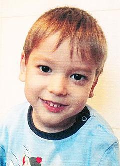 Влад Морозов, 6 лет, детский церебральный паралич, требуется лечение. 199430 руб.