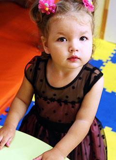 Арина Сахибгареева, 4 года, детский церебральный паралич, требуется лечение. 199430 руб.