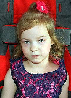 Самира Киямова, 9 лет, детский церебральный паралич, требуется электрический подъемник. 93310 руб.