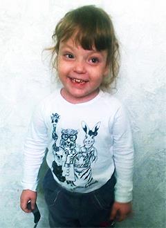 Илона Валуева, 6 лет, остеопетроз – редкое генетическое заболевание, требуется плановое обследование в медицинском центре «Хадасса Медикал Сколково» (Москва). 76384 руб.