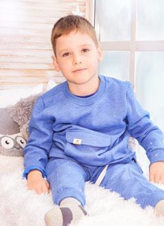 Рома Шушпанников, 7 лет, митохондриальная миопатия, требуется лечение. 170562 руб.